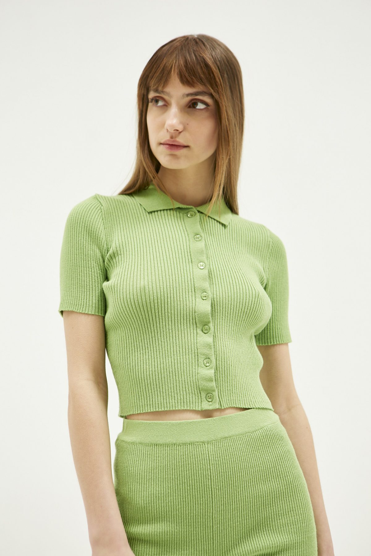 POLO M_C KENDALL VERDE